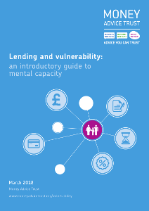 Lending and vulnerability - an introductory guide to mental capacity front cover.png